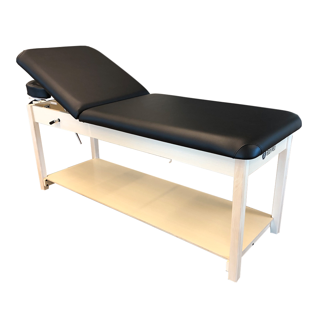 BodyMed Treatment Table with Adjustable Backrest