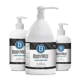 BodyMed Hand Sanitizer Group - Click to Shop