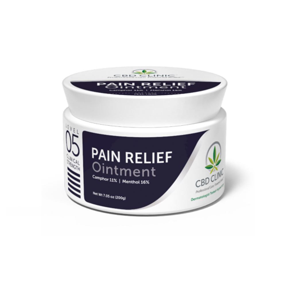 CBD Clinic Level 5 - Pro Sport Deep Muscle & Joint Pain - Click to Shop