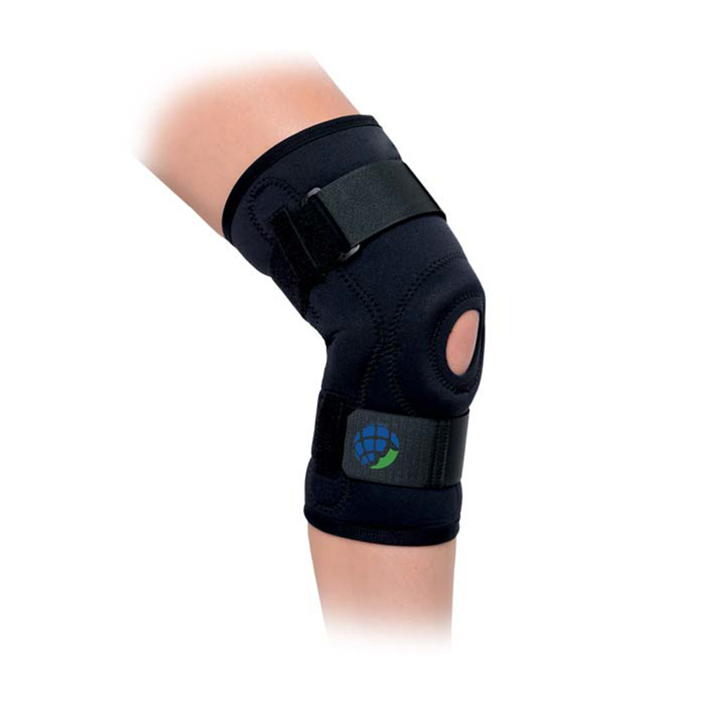 Advanced Orthopaedics Deluxe Hinged Knee Brace