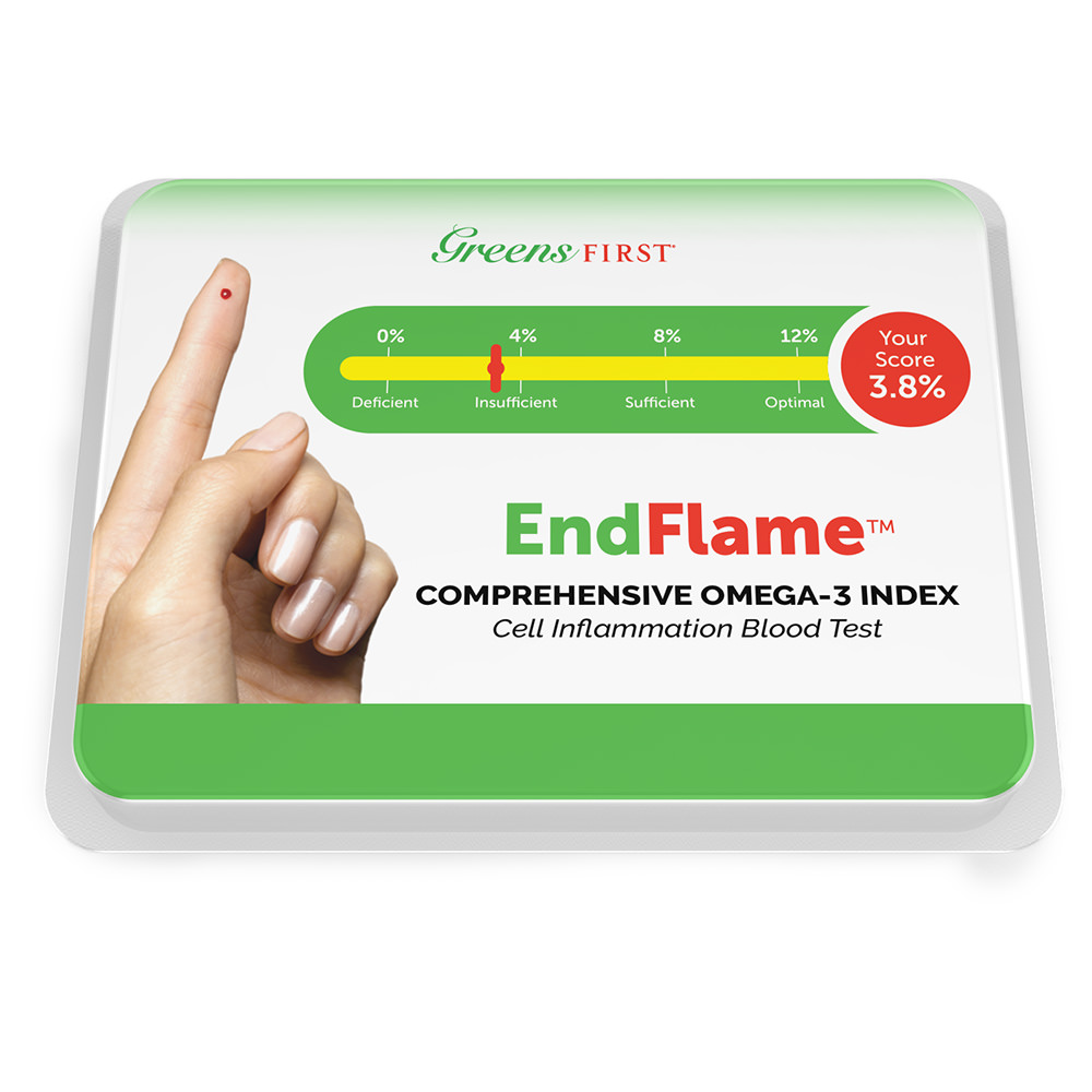 Greens First EndFlame™ Chronic Inflammation Test Kit
