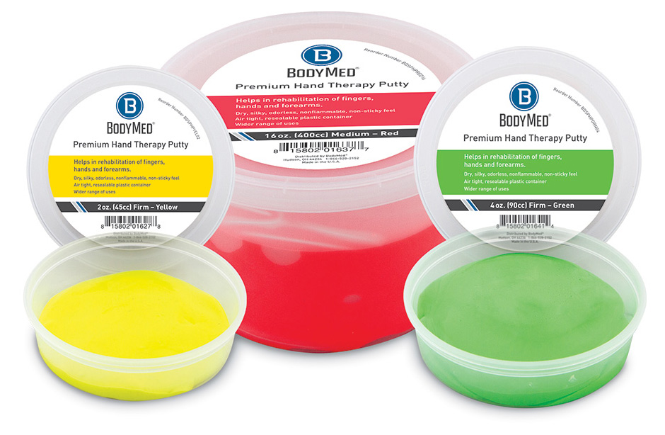 BodyMed Premium Hand Therapy Putty